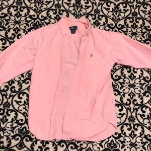 Boys button up dress shirt